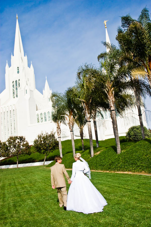 ntc promenade wedding photo 14 5fe2 Cameron & Lindsay   San Diego LDS Temple & NTC at Liberty Station Wedding