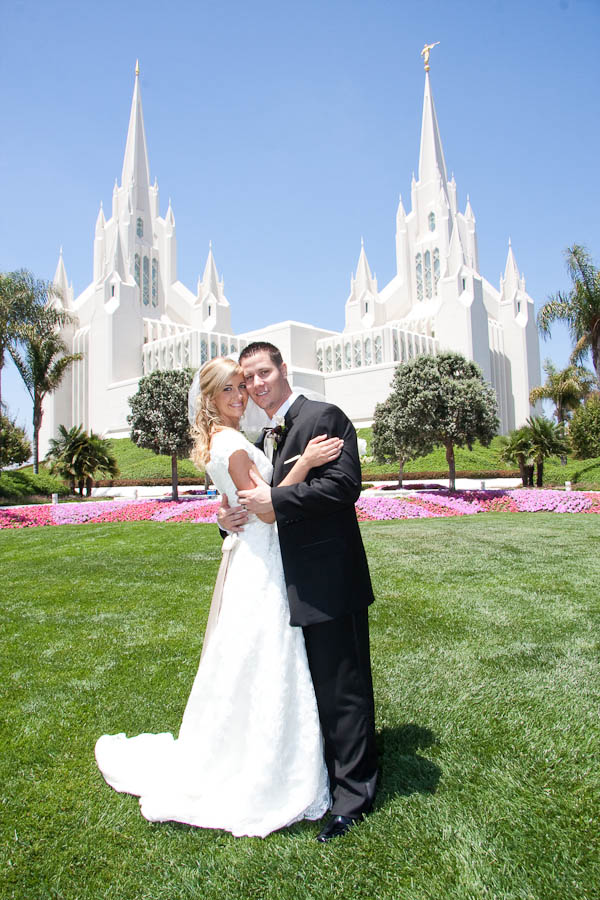 san diego lds temple wedding rancho bernardo inn photos 2 5ffd Brady & Justina   San Diego LDS Temple & Rancho Bernardo Inn Wedding