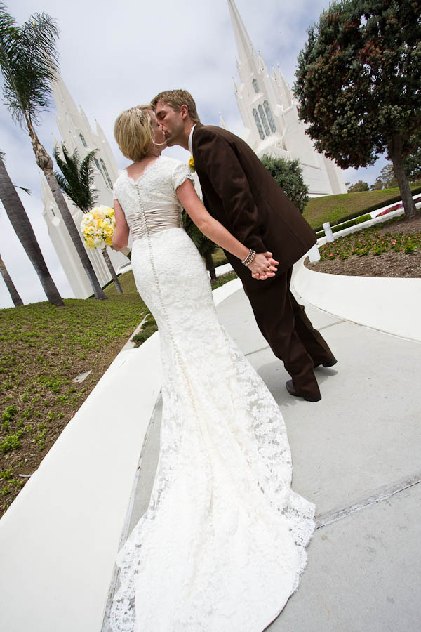 sa diego naval wedding reception 9 601b Alycia & Trevor   San Diego LDS Temple & The Bay View Restaurant Wedding