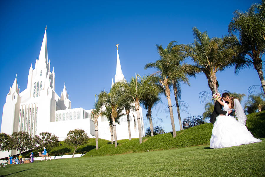 san diego temple wedding photo 8 6069 Scott & Brittany   San Diego LDS Temple & Escondido Private Residence Wedding