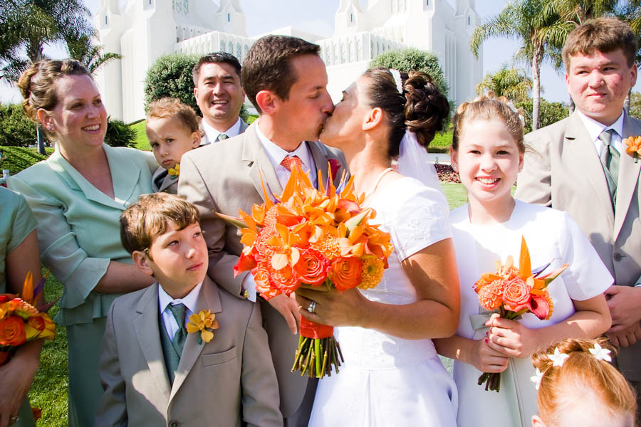 point loma wedding photographer photo 2 617c Ben + Mimi   San Diego LDS Temple & Oceanview Room Wedding